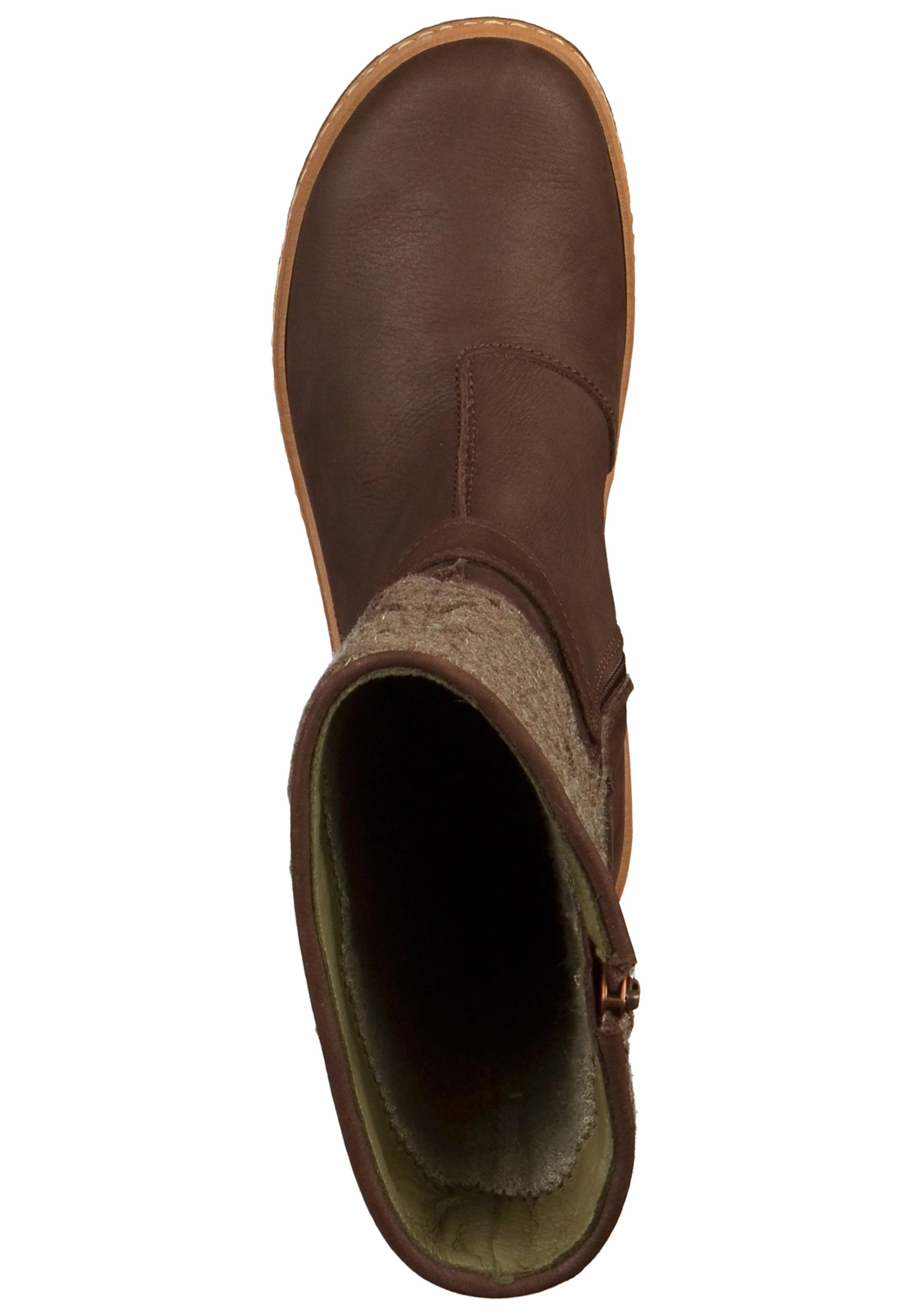 Stiefel Naturalista El In Braun E2WHD9I