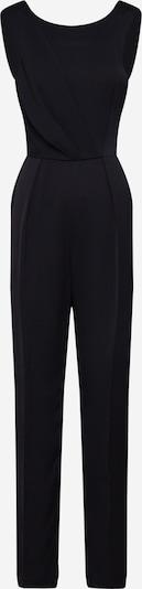 Closet London Jumpsuit 'Closet Pleated Bodice' in schwarz, Produktansicht