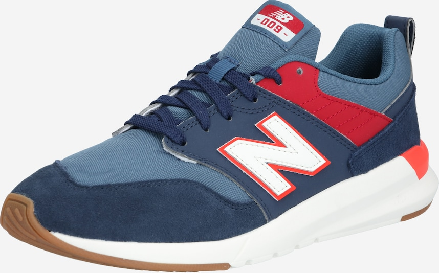 new balance Sneaker 'MS009' in navy, Produktansicht