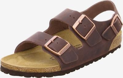 BIRKENSTOCK Sandalen ' Milano OL ' in de kleur Bruin, Productweergave