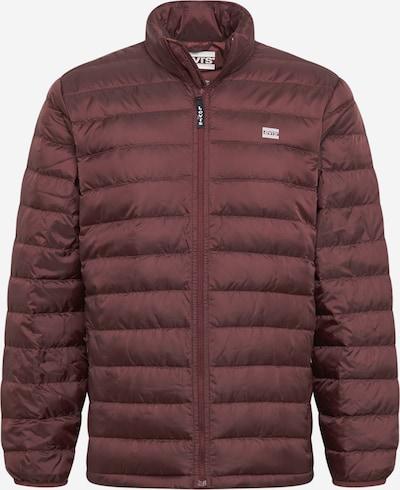 LEVI'S Winterjas 'Presidio' in de kleur Wijnrood, Productweergave