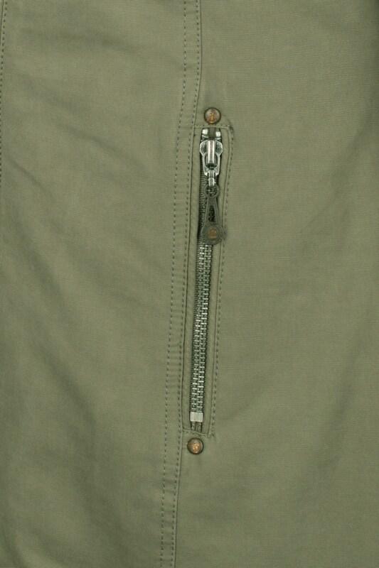 DREIMASTER Mantel Mantel Mantel in grün  Bequem und günstig c3f727