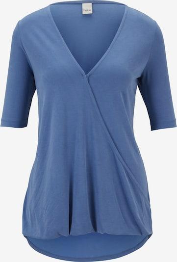 heine Shirt in rauchblau, Produktansicht