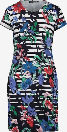 Betty Barclay Kleid in nachtblau / mischfarben / weiß, Produktansicht