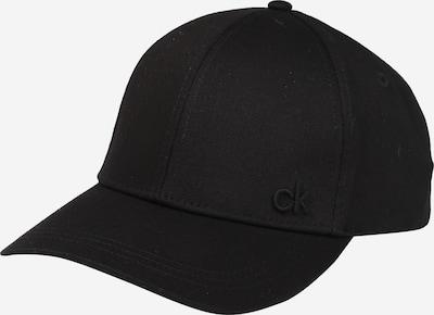 fekete Calvin Klein Sapkák 'BASEBALL', Termék nézet