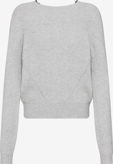 JACQUELINE de YONG Pullover 'MARY' in hellgrau, Produktansicht