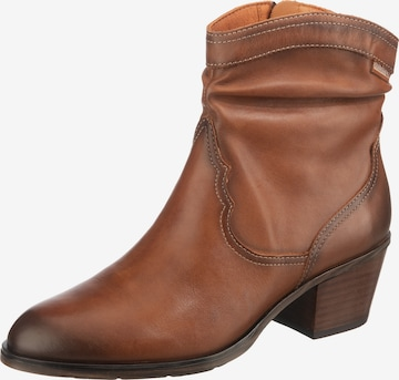PIKOLINOS Ankle Boots 'Cuenca' in Brown