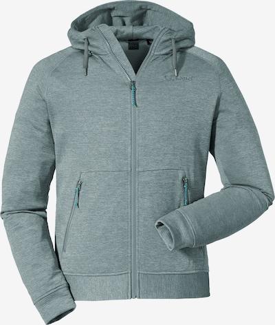 Schöffel Sweatjacke 'Setagaya' in grau, Produktansicht
