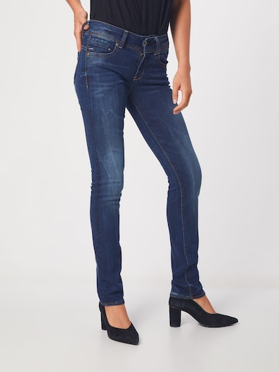 G-Star RAW Jean 'Midge Saddle' en bleu: Vue de face