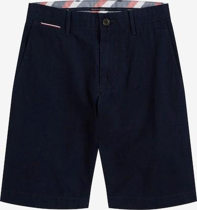 TOMMY HILFIGER Shorts 'Brooklyn' in dunkelblau / rot / weiß, Produktansicht