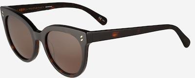 Stella McCartney Sluneční brýle 'WOMAN BIO' - hnědá: Pohled zepředu