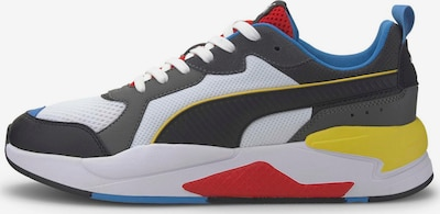PUMA Sneakers laag 'X-Ray' in de kleur Lichtblauw / Grijs / Wit, Productweergave