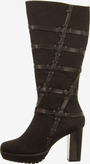 GERRY WEBER Stiefel in schwarz: Frontalansicht