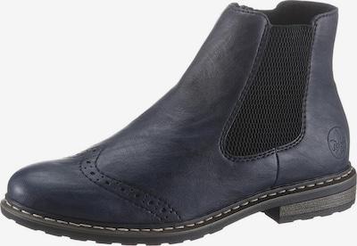 RIEKER Chelsea Boots in dunkelblau, Produktansicht