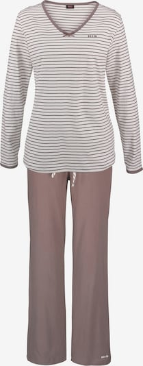 H.I.S Pajama in Taupe, Item view