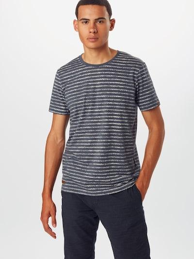 Tricou 'STEEF' Ragwear pe navy: Privire frontală