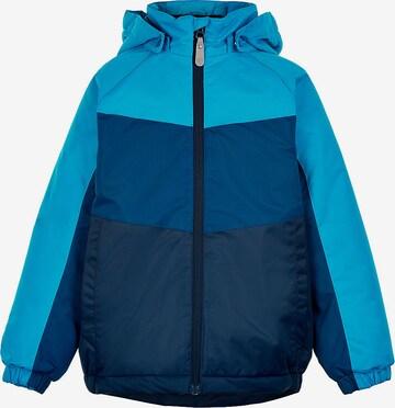 COLOR KIDS Winterjacke in Blau