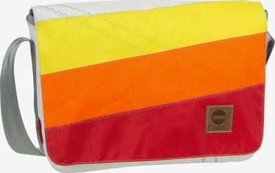 360 Grad Umhängetasche in gelb / orange / rot, Produktansicht