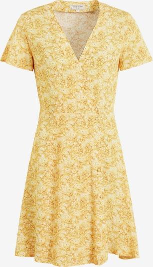 khujo Kleid 'Paca' in gelb, Produktansicht