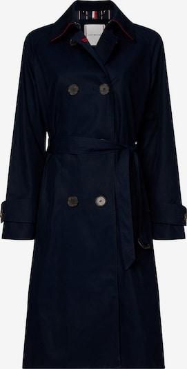 TOMMY HILFIGER Trenchcoat in blau / navy, Produktansicht