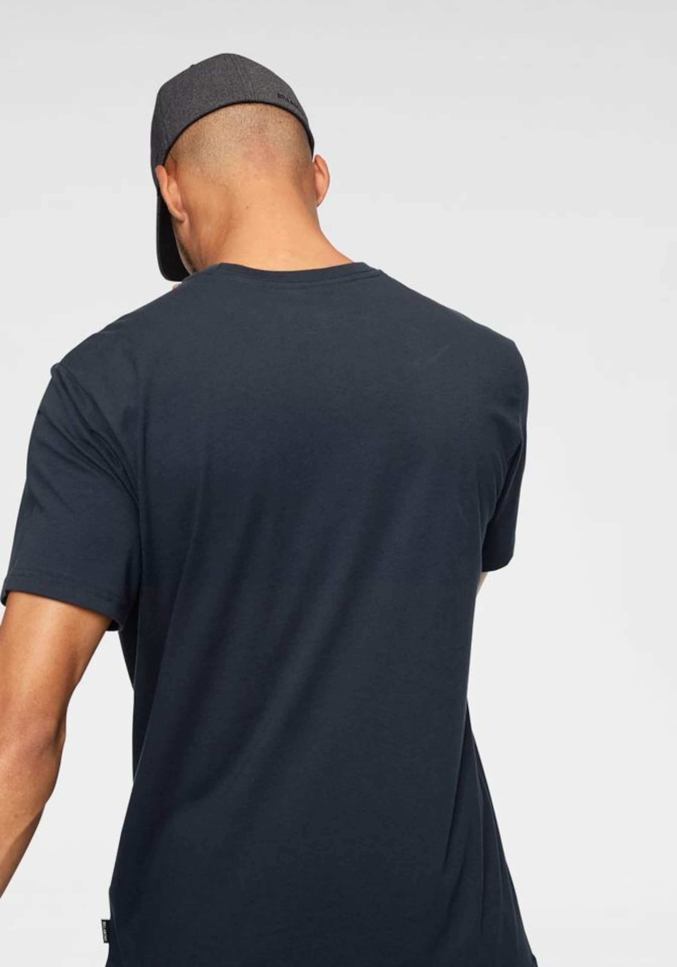 In Pastellrot Hellblau Tee shirt T Billabong Ss' Weiß 'unity MarineRauchblau c5RL4Sj3qA