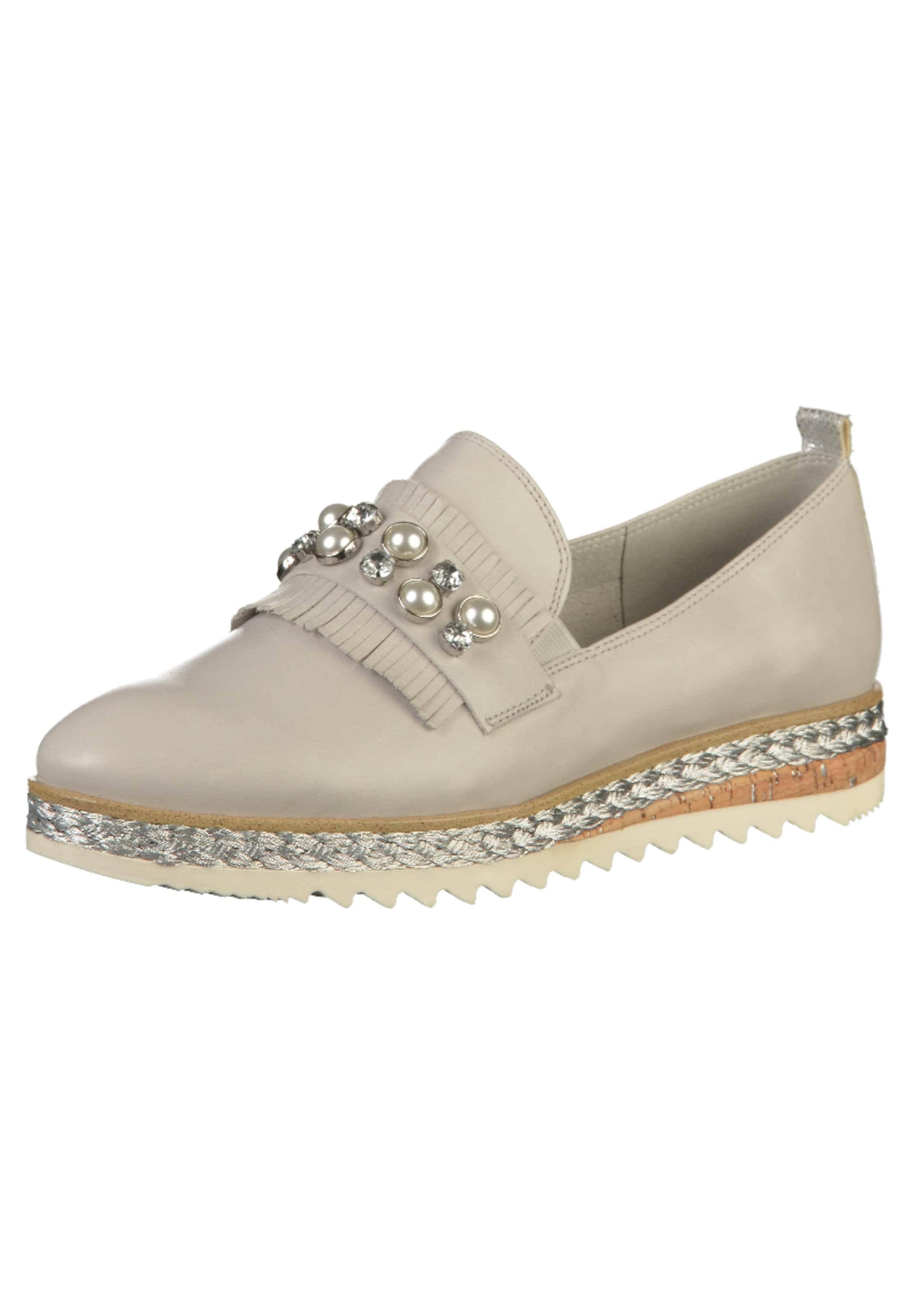 MARCO TOZZI Slipper Verschleißfeste billige Schuhe