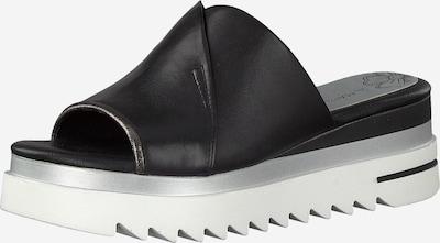 MARCO TOZZI Pantofle - černá, Produkt