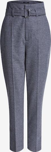 SET Bügelfaltenhose in grau, Produktansicht
