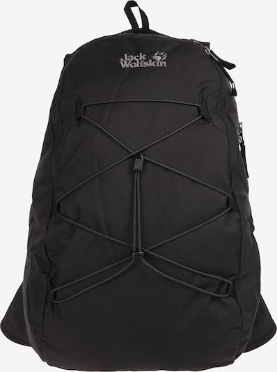 JACK WOLFSKIN Rucksack 'Savona' in schwarz, Produktansicht