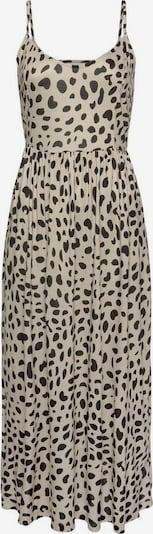 BUFFALO Sommerkleid in taupe / schwarz, Produktansicht