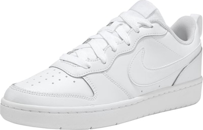 Nike Sportswear Brīvā laika apavi 'Court Borough Low 2' balts, Preces skats