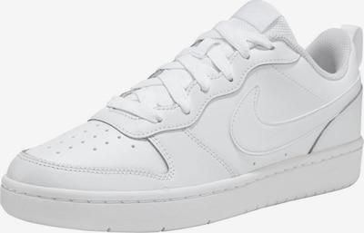 Sportbačiai 'Court Borough Low 2' iš Nike Sportswear , spalva - balta, Prekių apžvalga