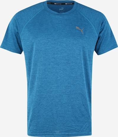 PUMA Shirt in himmelblau, Produktansicht