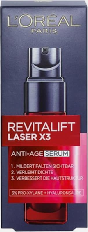 Loréal Paris Revitalift Laser X3 , Sérum Anti-âge, 30 Ml