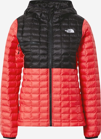 THE NORTH FACE Veste outdoor en rouge vif / noir, Vue avec produit