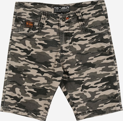 LEMON BERET Shorts 'TEEN BOYS BERMUDA' in grau, Produktansicht