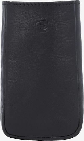 Esquire Schlüsseletui 'Deer' in schwarz, Produktansicht