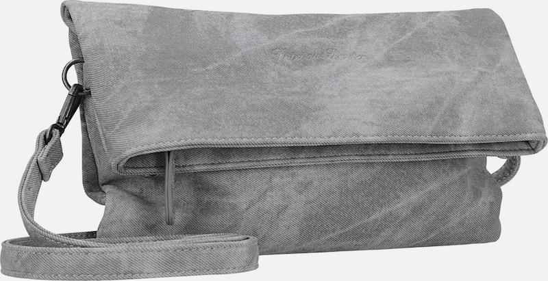 Fritzi aus Preußen 'Ronja Clas Canvas 17' Clutch Tasche 29 cm