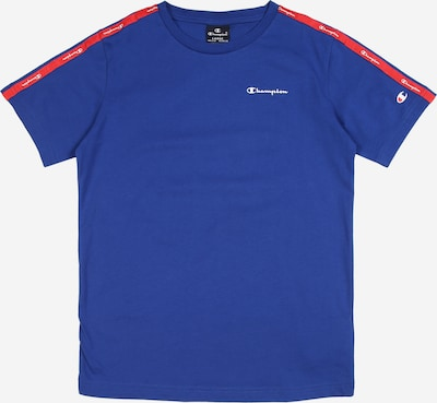 Champion Authentic Athletic Apparel T-Shirt fonctionnel en bleu, Vue avec produit