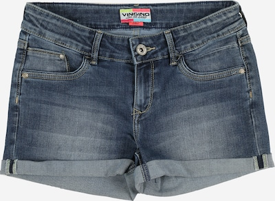 VINGINO Shorts 'Damara' in blue denim, Produktansicht