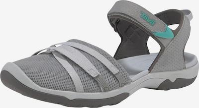 TEVA Sandale 'Tirra' in grau, Produktansicht