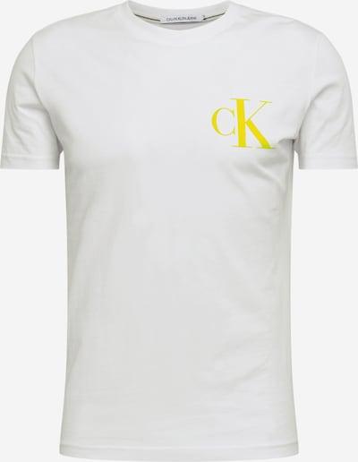 Calvin Klein Jeans Tričko - bílá, Produkt
