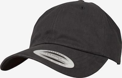 Flexfit Cap in schwarz, Produktansicht