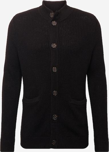 Only & Sons Gebreid vest 'SATO' in de kleur Zwart, Productweergave