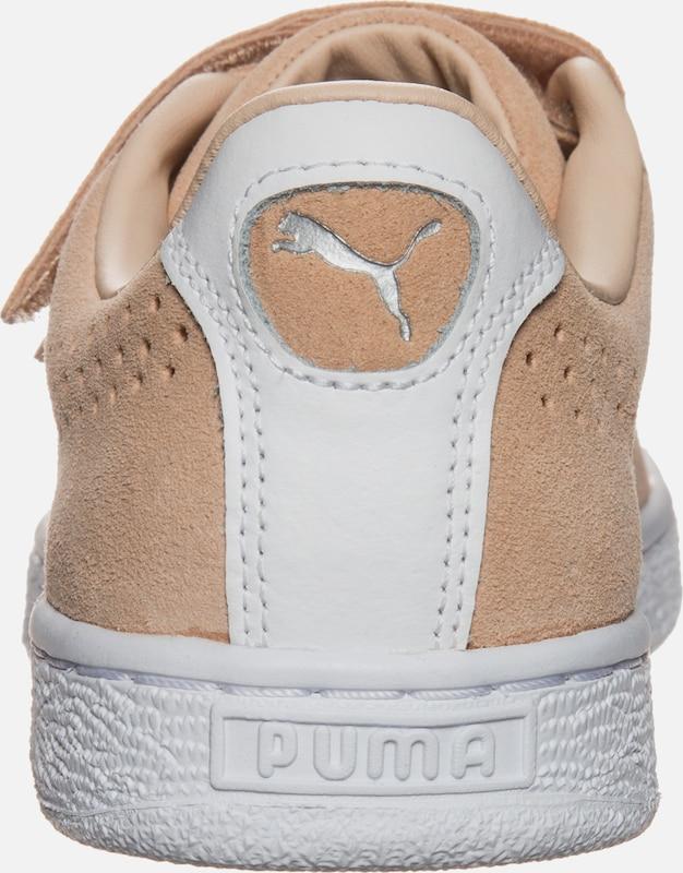 PUMA 'Basket Classic Strap' Sneaker Damen