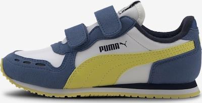 PUMA Sneaker 'Cabana Racer' in blau / gelb / weiß, Produktansicht