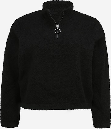 juoda Urban Classics Curvy Megztinis