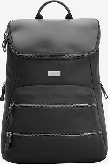 Thorvald Backpack 'RFID-Blocker' in schwarz, Produktansicht