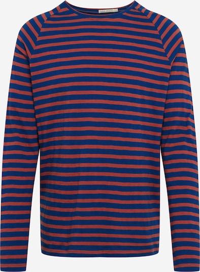 Marškinėliai 'Otto Breton' iš Nudie Jeans Co , spalva - tamsiai mėlyna / raudona, Prekių apžvalga