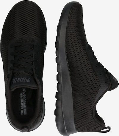 SKECHERS Sneaker 'GO WALK JOY PARADISE' in schwarz: Seitenansicht
